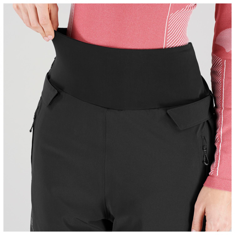 Salomon Women's Icefancy Pant Skibukse Black | S Long