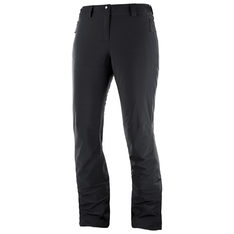 Salomon Women's Icemania Pant Pantalon de ski Black | XS Regular