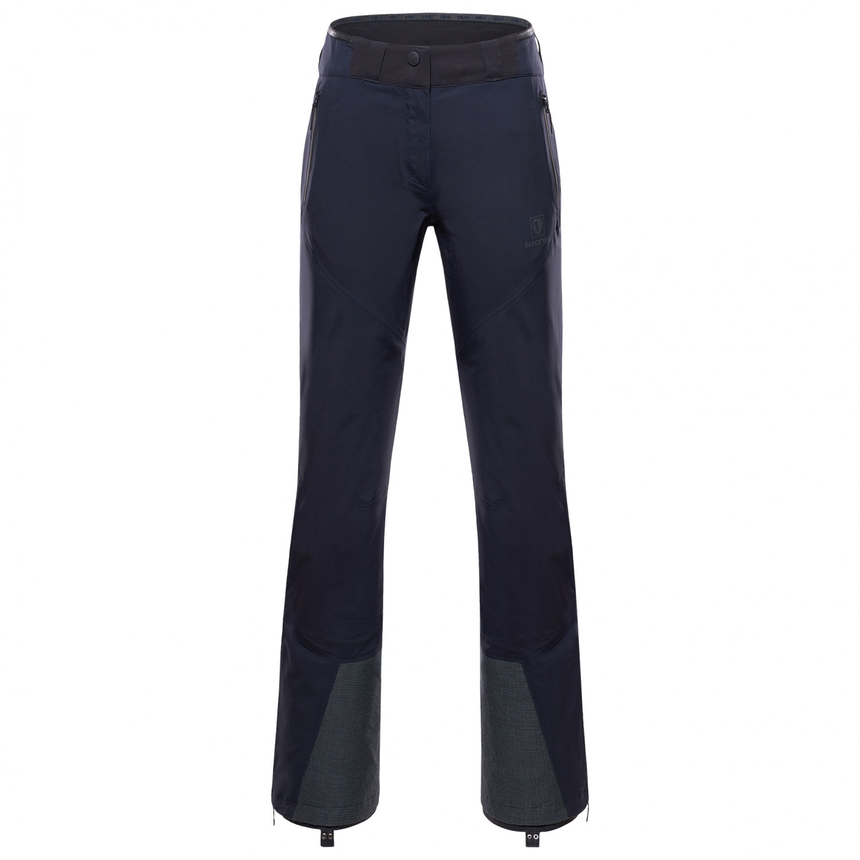Black Yak Women's Gore Tex C Knit Pants I Hardshellhose Potent Purple | S