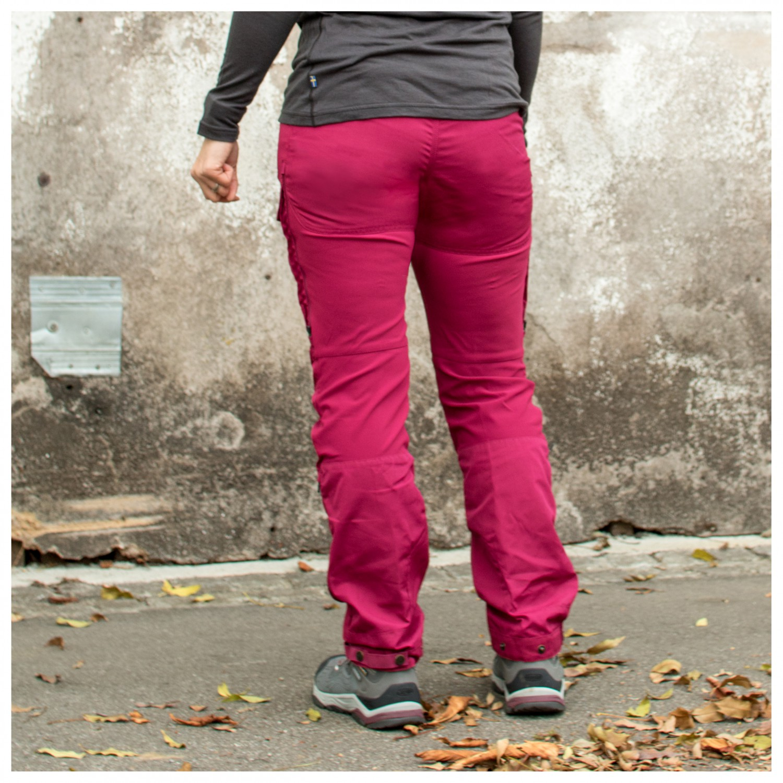 Räumungspreise auf Füßen Bilder von Shop für Beamte Fjällräven - Women's Keb Trousers - Walking trousers