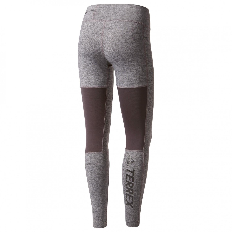 39c9e795146 ... adidas - Women's Terrex Climb The City Tights - Climbing trousers ...