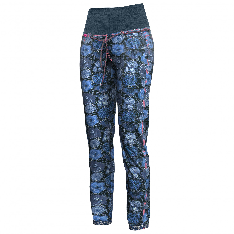 Crazy Idea Pant Flower Pantalon d'escalade Femme | Achat