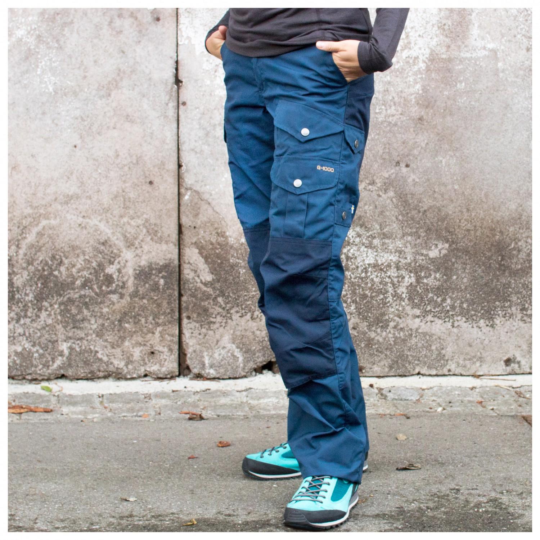 /Pantaloni da Donna Barents PRO Fj/ällr/även/