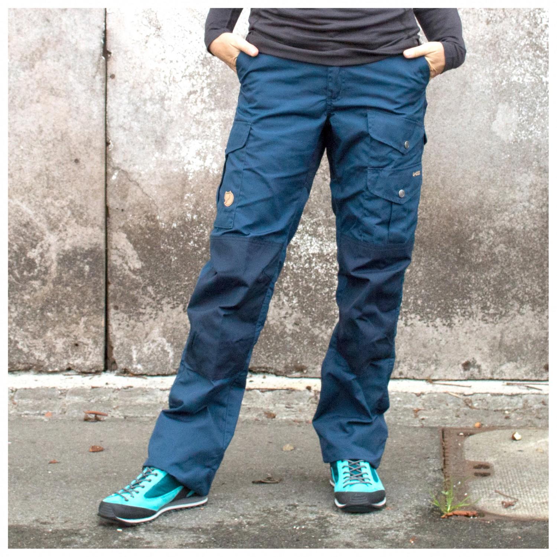 weit verbreitet feine handwerkskunst Original kaufen Fjällräven Barents Pro - Walking trousers Women's | Free EU ...