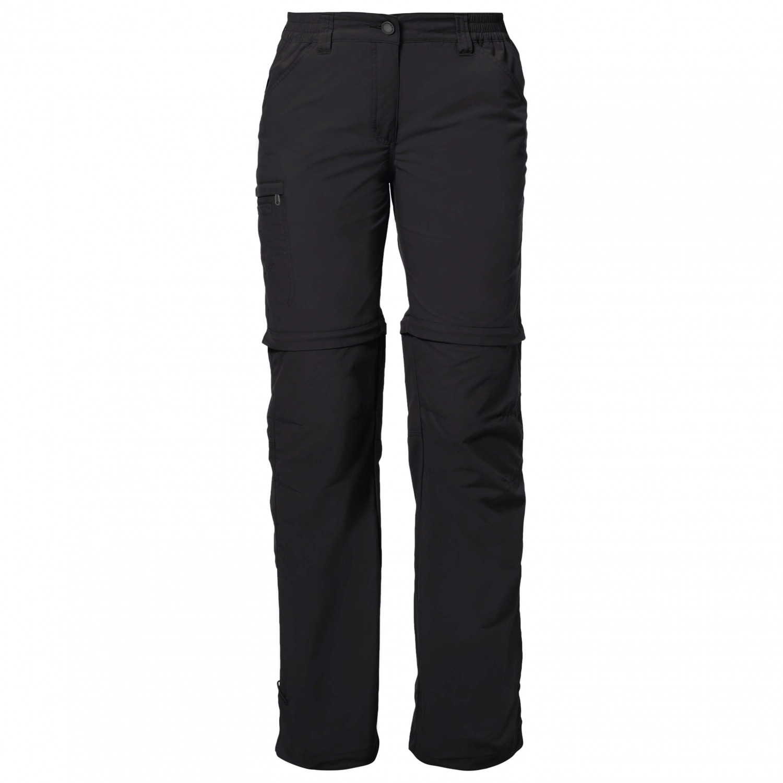 heißer verkauf rabatt am besten authentisch hohes Ansehen Vaude - Women's Farley ZO Pants IV - Trekkinghose - Black | 34 - Long (EU)