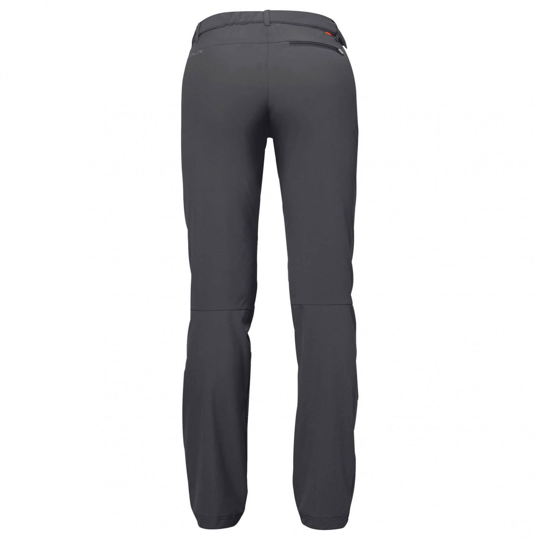 100% Zufriedenheit neues Erscheinungsbild Vielzahl von Designs und Farben Vaude - Women's Farley Stretch Pants II - Trekkinghose - Black | 34 - Long  (EU)
