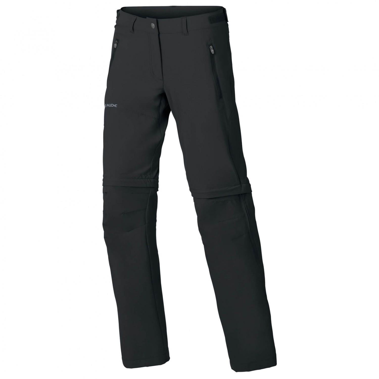 260c4000 Vaude - Women's Farley Stretch ZO T-Zip Pants - Trekkinghose ...