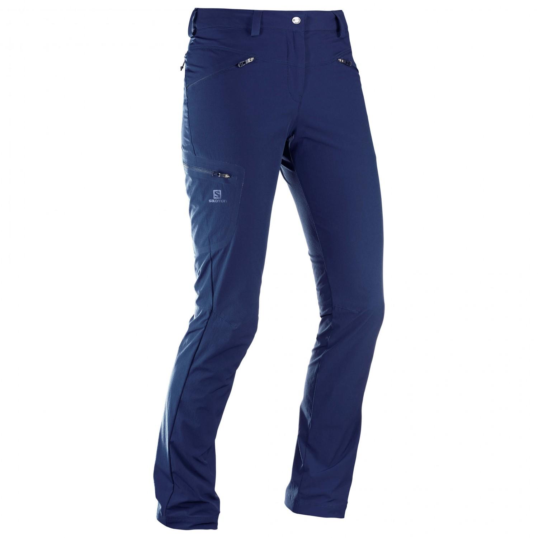 3b872bbbcae4 ... Salomon - Women s Wayfarer Pant - Walking trousers ...