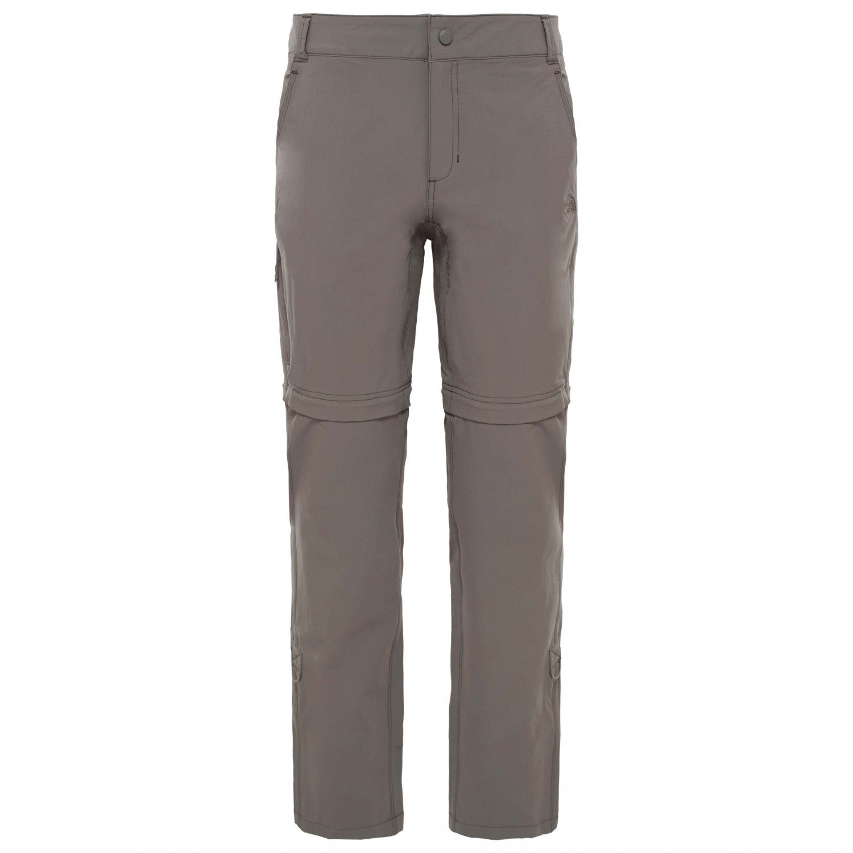 1e662c3c The North Face - Women's Exploration Convertible Pant - Walking trousers ...