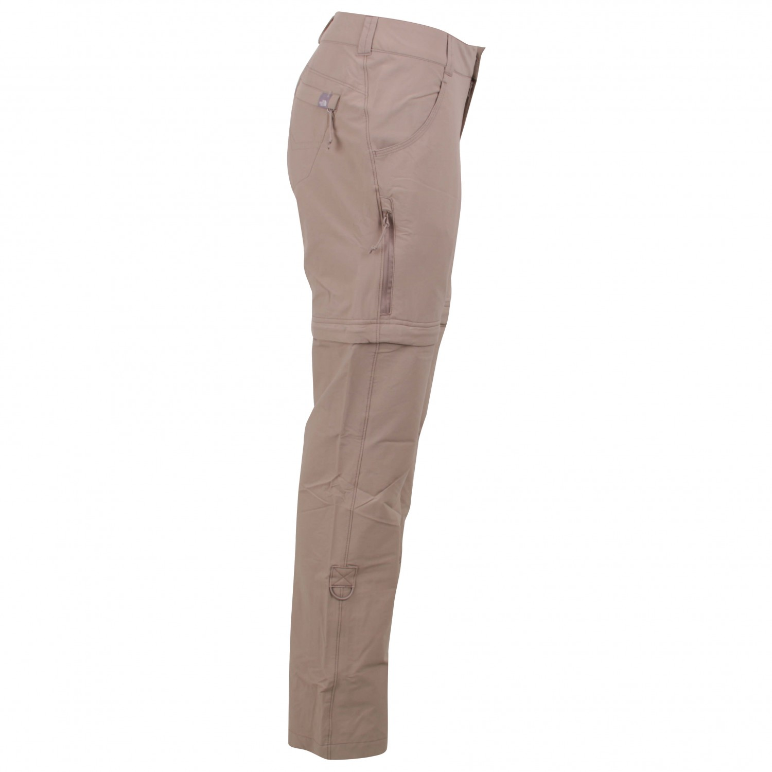 faed2032 ... The North Face - Women's Exploration Convertible Pant - Walking trousers  ...