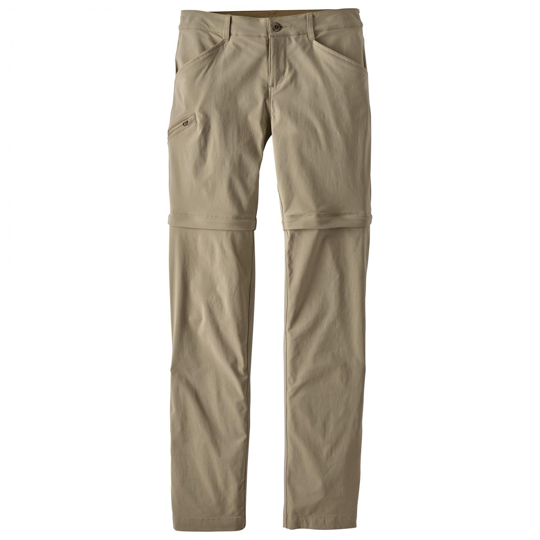 7ffa55530f Patagonia Quandary Convertible Pants - Walking Trousers Women's ...