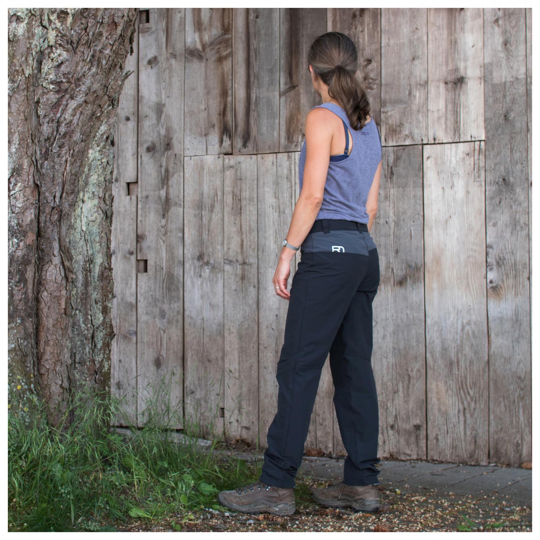 Women's Night BlueXs Pelmo Trekkinghose Pants Ortovox Ajq3R5c4L