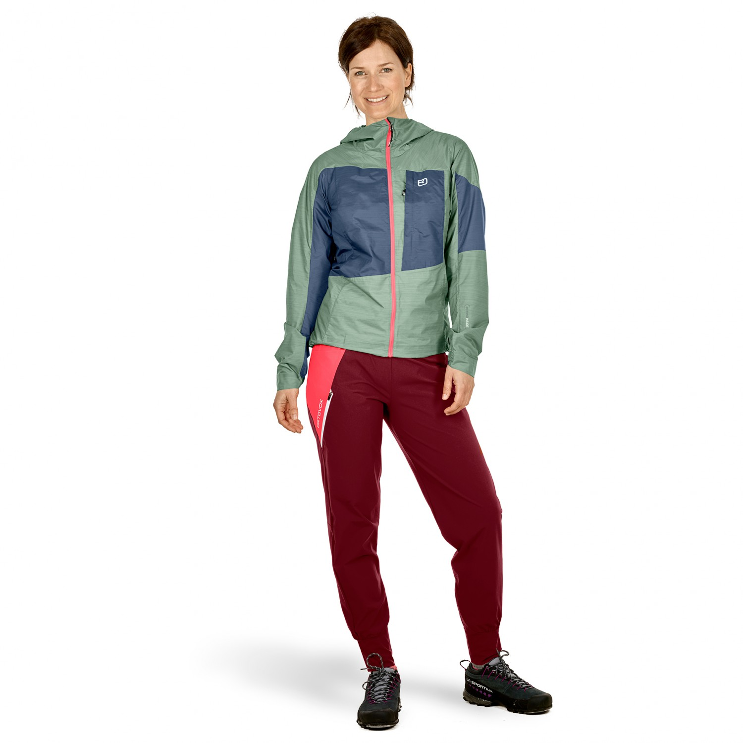 Ortovox Women's Piz Selva Light Pants Trekkinghose