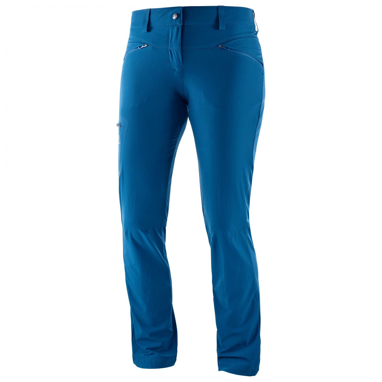 Salomon Women's Wayfarer Straight Pant Trekkinghose