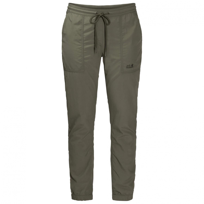 Jack Wolfskin Women's Kalahari Cuffed Pants Freizeithose
