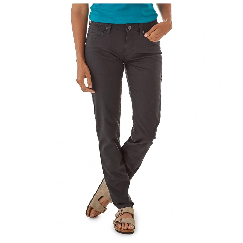 timeless design caf50 9eb38 Patagonia - Women's Pinyon Pines Pants - Jeans - Ink Black | 4 (US)