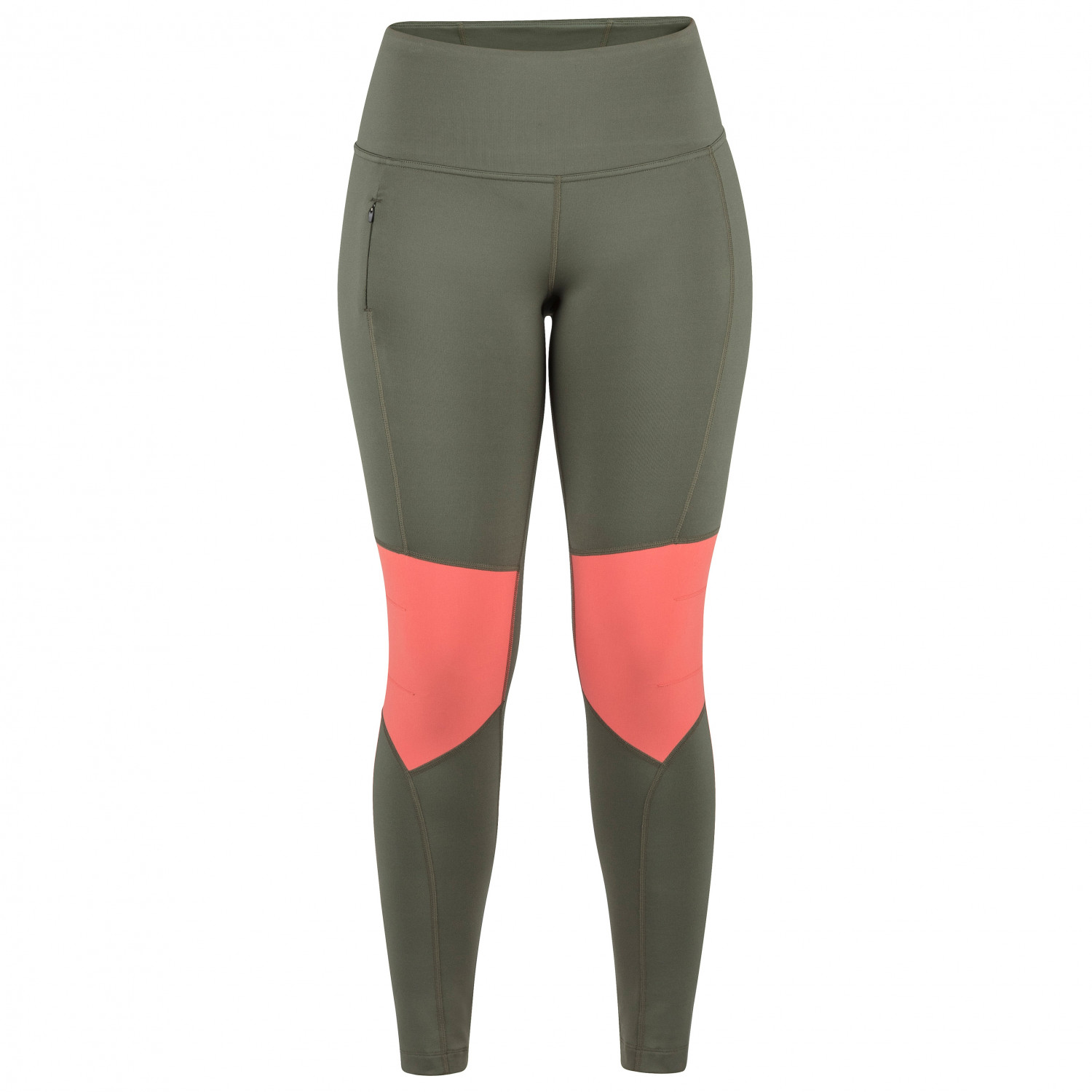 économiser design intemporel pas mal Marmot - Women's Trail Bender Tight - Legging - Dark Steel / Vintage Violet  | XS