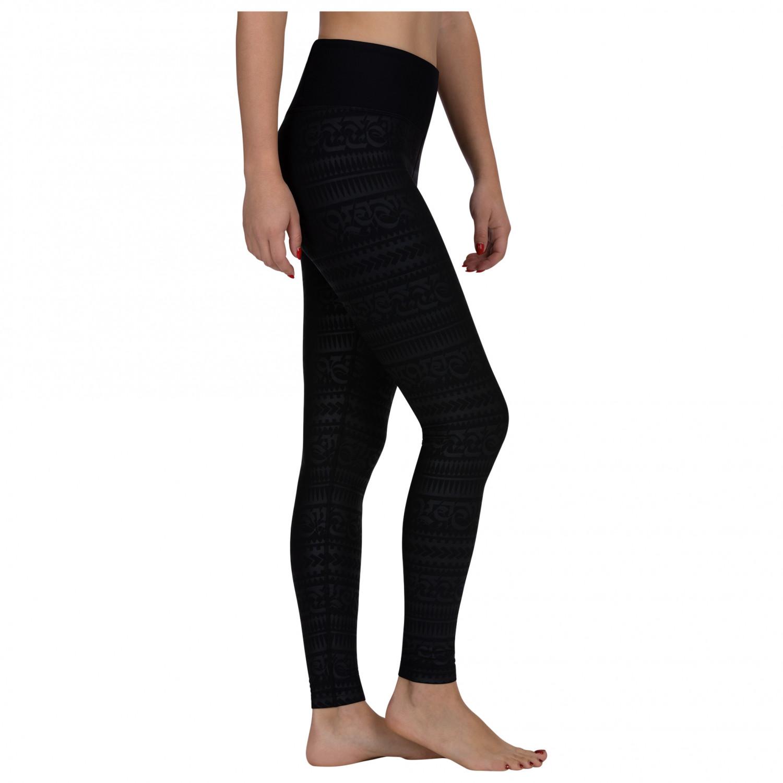 09d4a6729aefdf Hurley Quick Dry Cryptik Surf Legging - Leggings Women's | Free UK ...