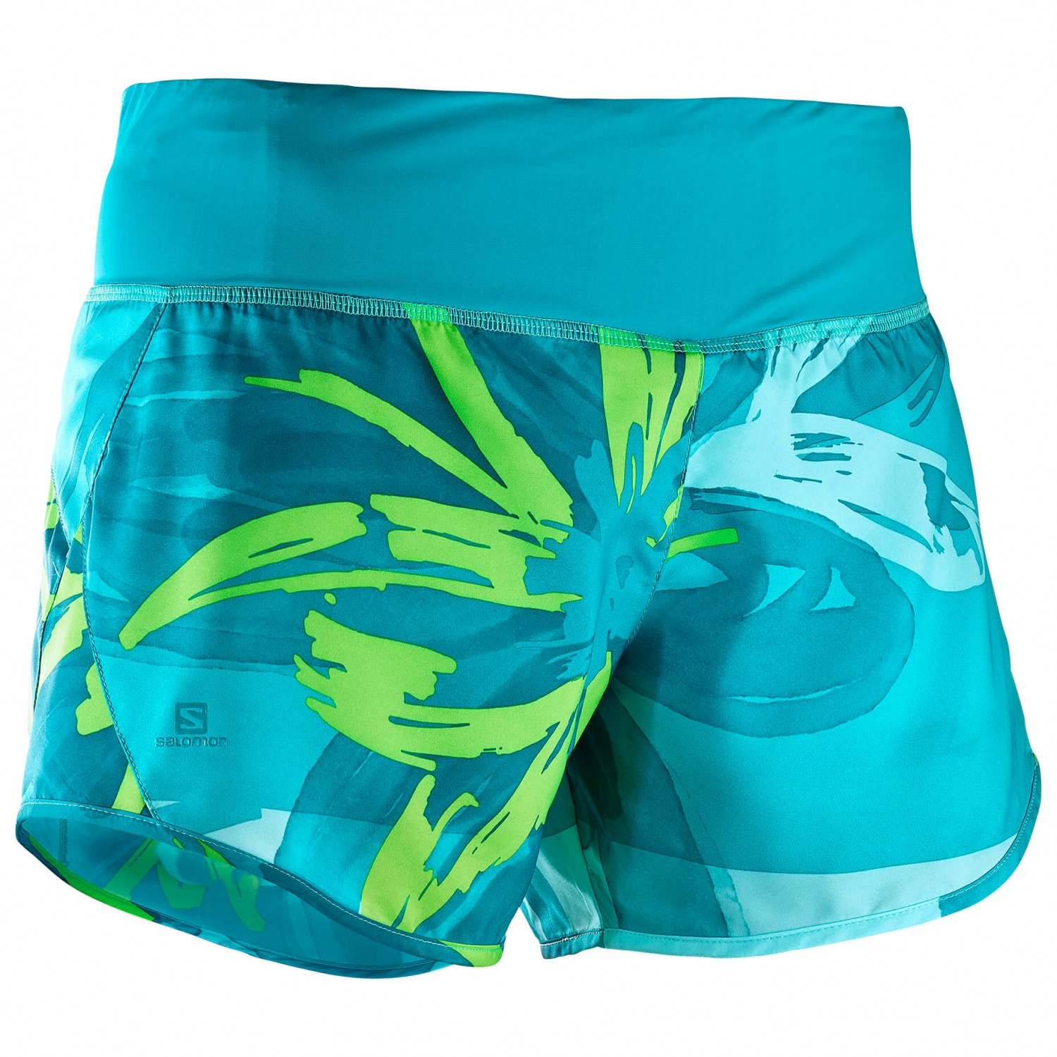 Shorts Short Women's Elevate 2in1 Salomon YH7Oq7