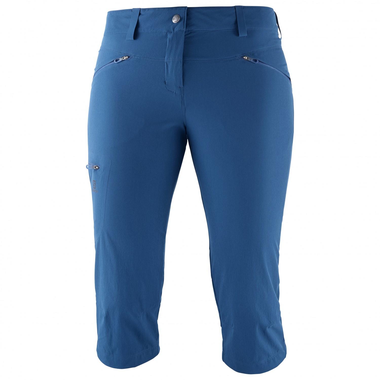 3457ffe90174 Salomon - Women s Wayfarer Capri - Shorts ...