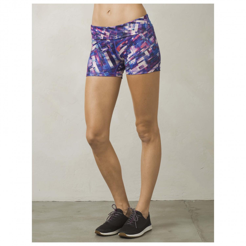 Yoga Shorts Mens Uk: Prana Luminate Short - Yoga Shorts Women's
