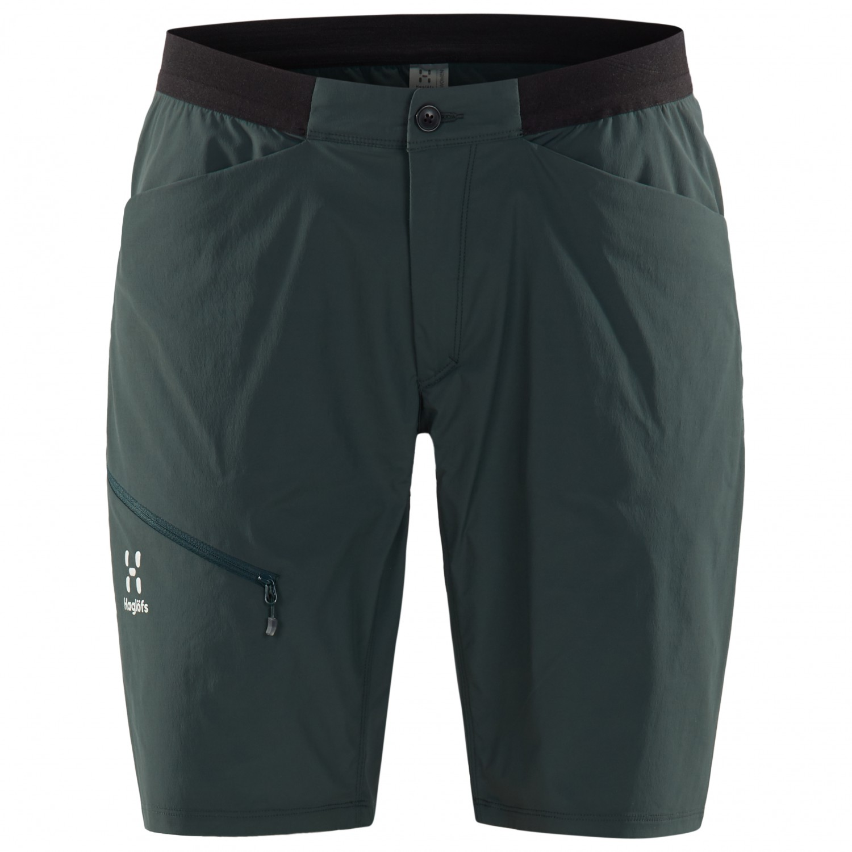 Haglöfs L.I.M Fuse Shorts Women Shorts Slate   34 (EU)