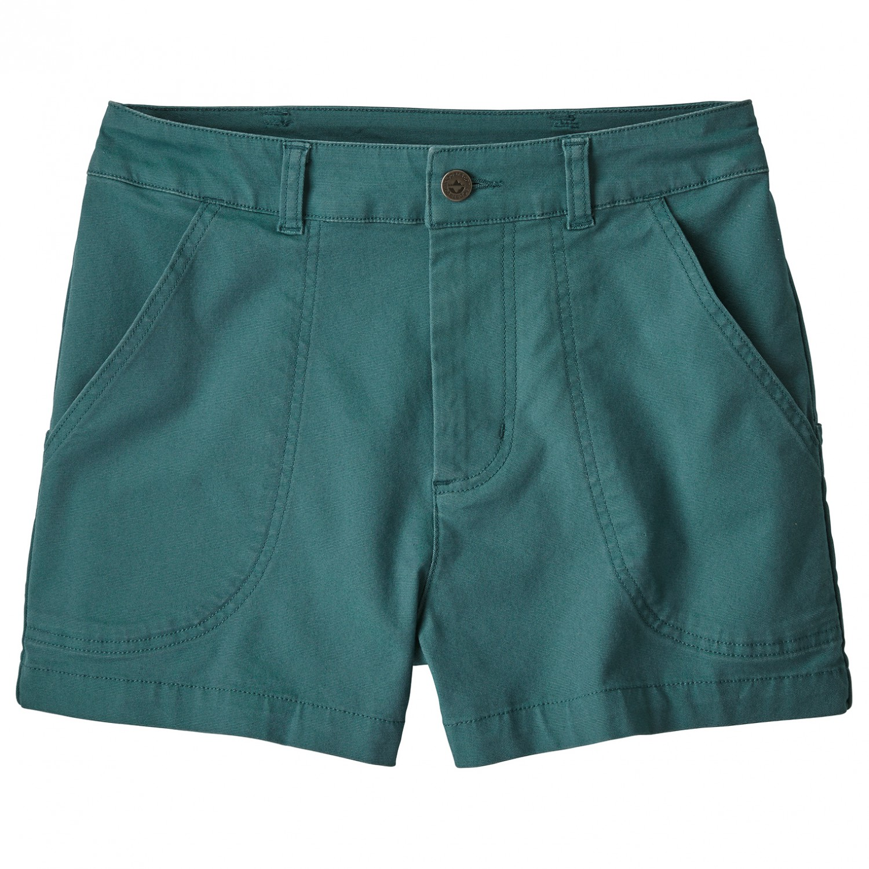 Patagonia - Women\'s Stand Up Shorts - Short - Tasmanian Teal | 4 (US)