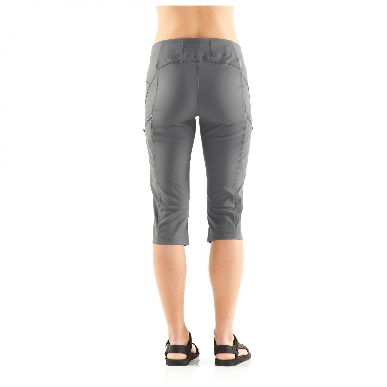 c3707fdbeee Icebreaker Connection Commuter 3Q Pants - Shorts Women's   Free EU ...