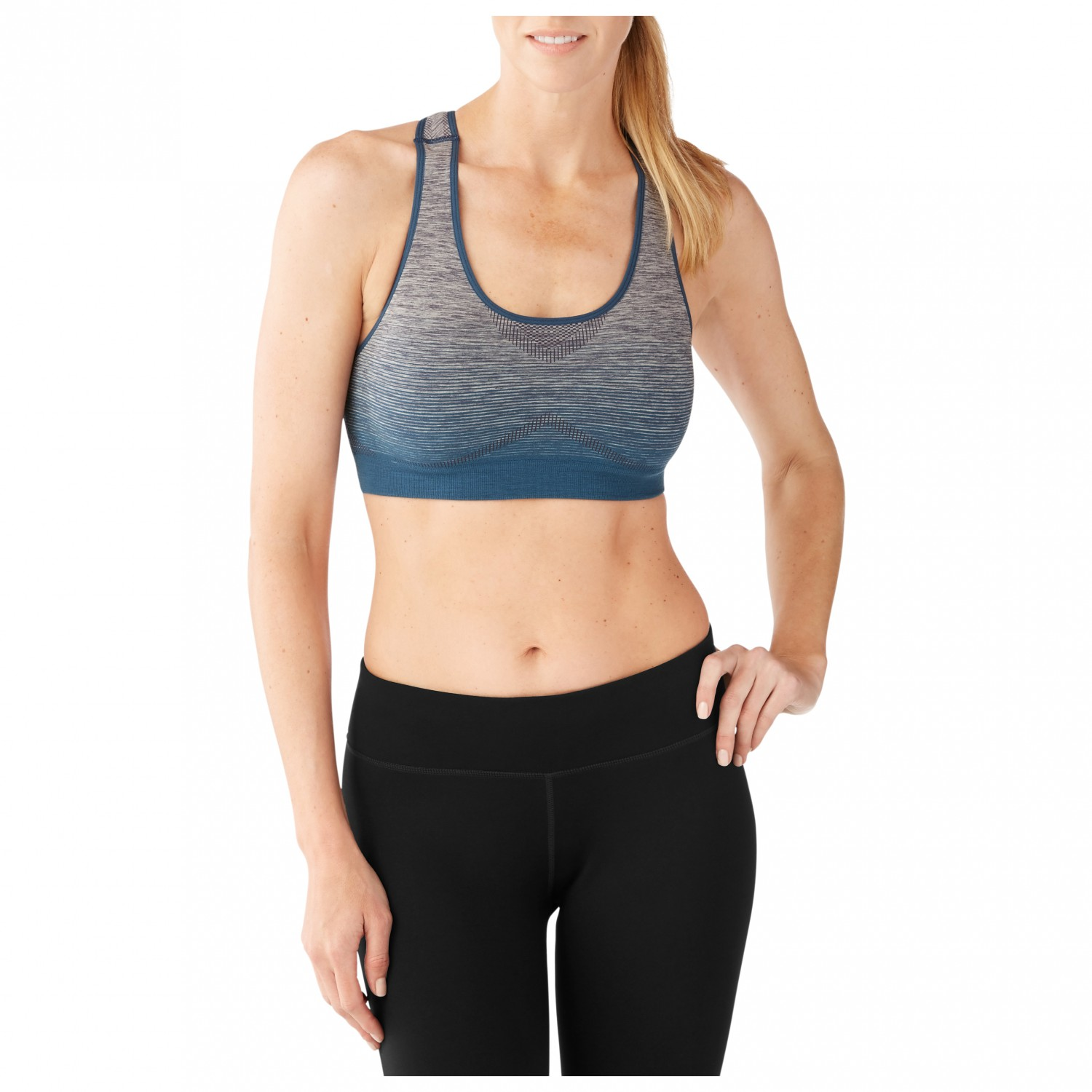 13d3439171ef6 ... Smartwool - Women s PhD Seamless Racerback Bra - Sports ...