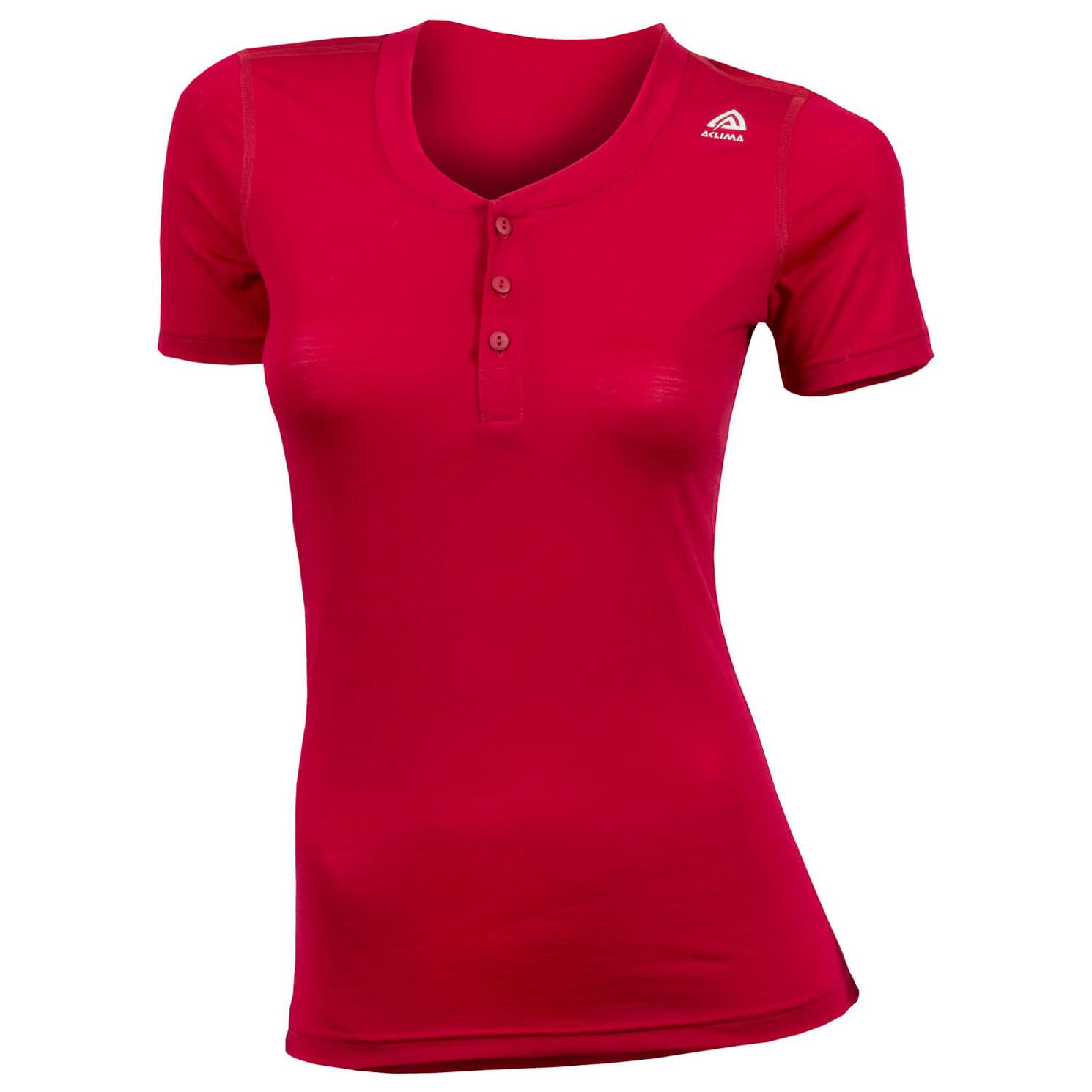 Aclima Lw Henley Shirt T Shirt Women 39 S Buy Online