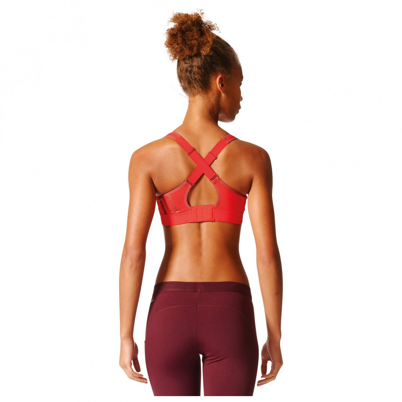 adidas - Women's Cmmttd X Bra Print - Sports bra