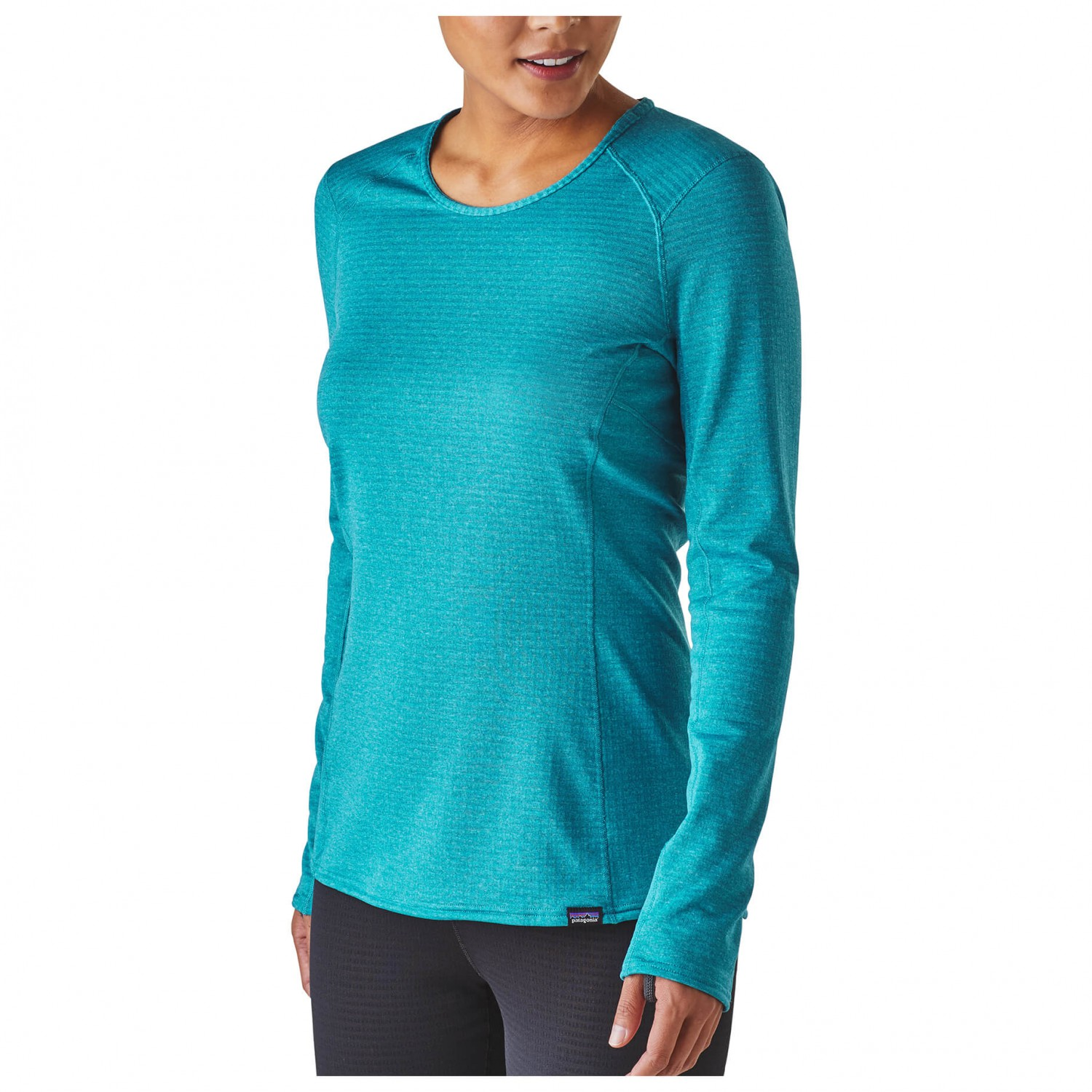 Patagonia - Women s Capilene Thermal Weight Crew  Patagonia - Women s  Capilene Thermal Weight ... db7a2bb355d3