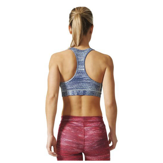 939e3bc9bded1 adidas - Women s Techfit Base Bra Print Heather - Sports ...