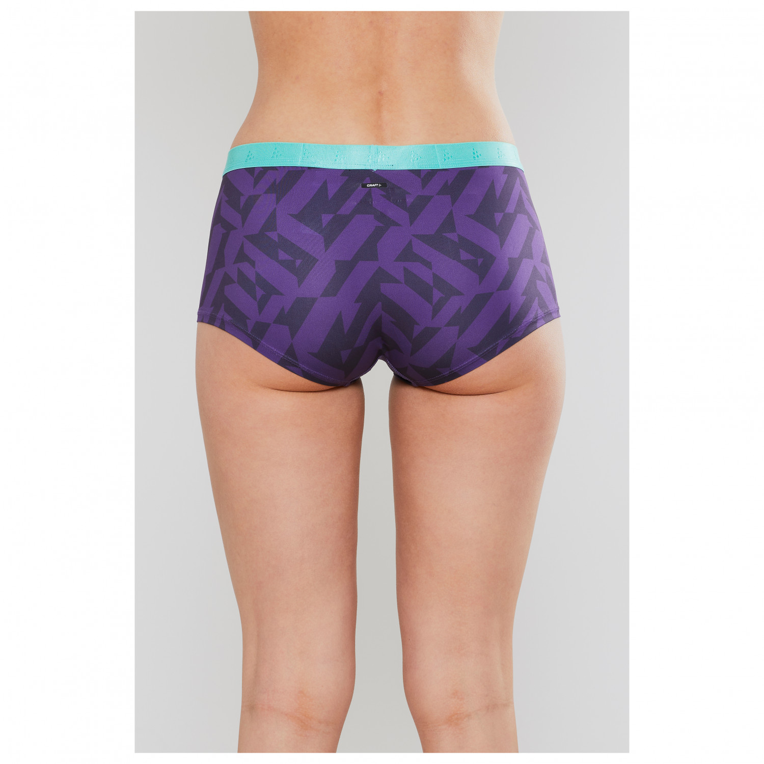 Craft Womens Greatness Waistband Boxer W Base Layer