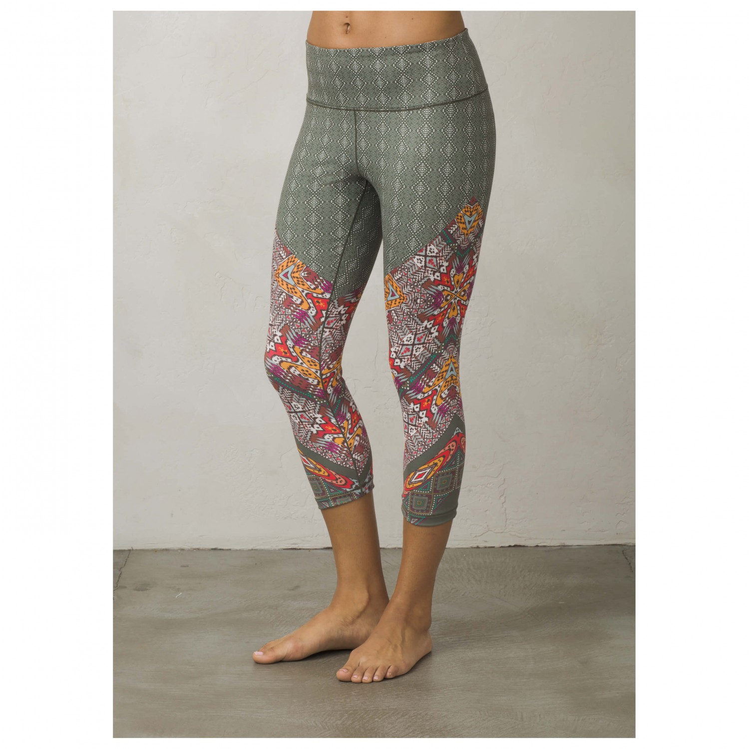 faeae521f9375 Prana Pillar Printed Capri - Yoga Leggings Women's | Free UK ...