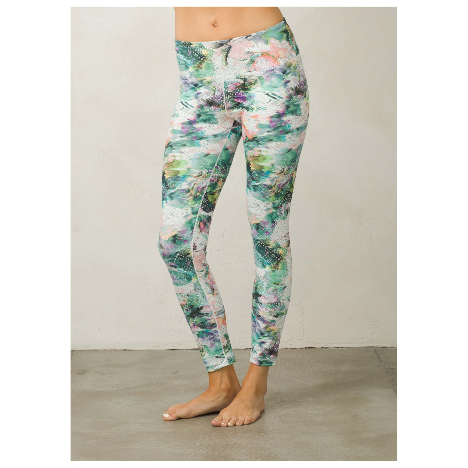 b026f70c11e3a Prana Pillar Printed Legging - Leggings Women's | Free UK Delivery ...