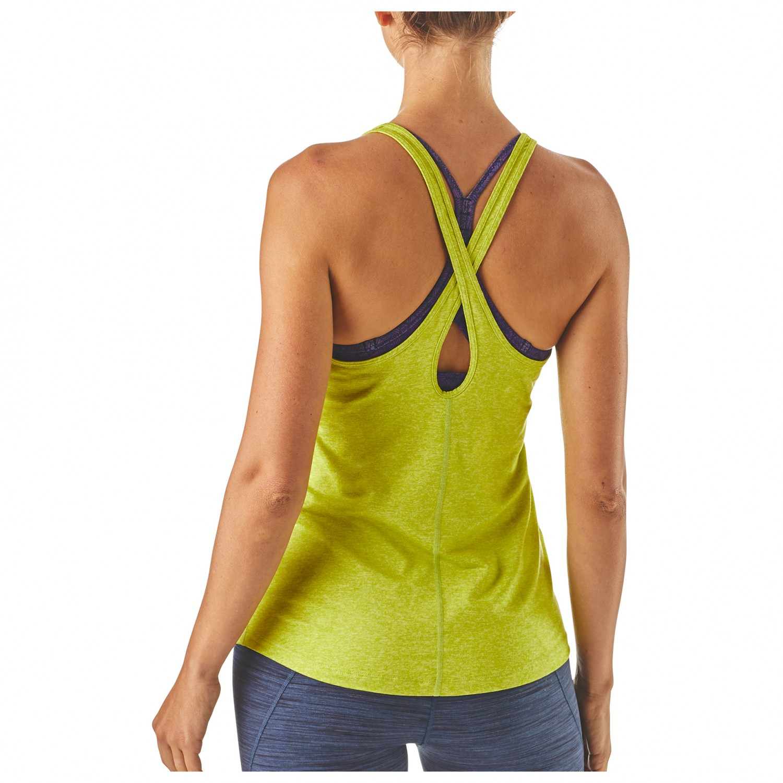 f920ed63d74 Patagonia Fleur Tank - Yoga Vest Women's | Buy online | Alpinetrek.co.uk