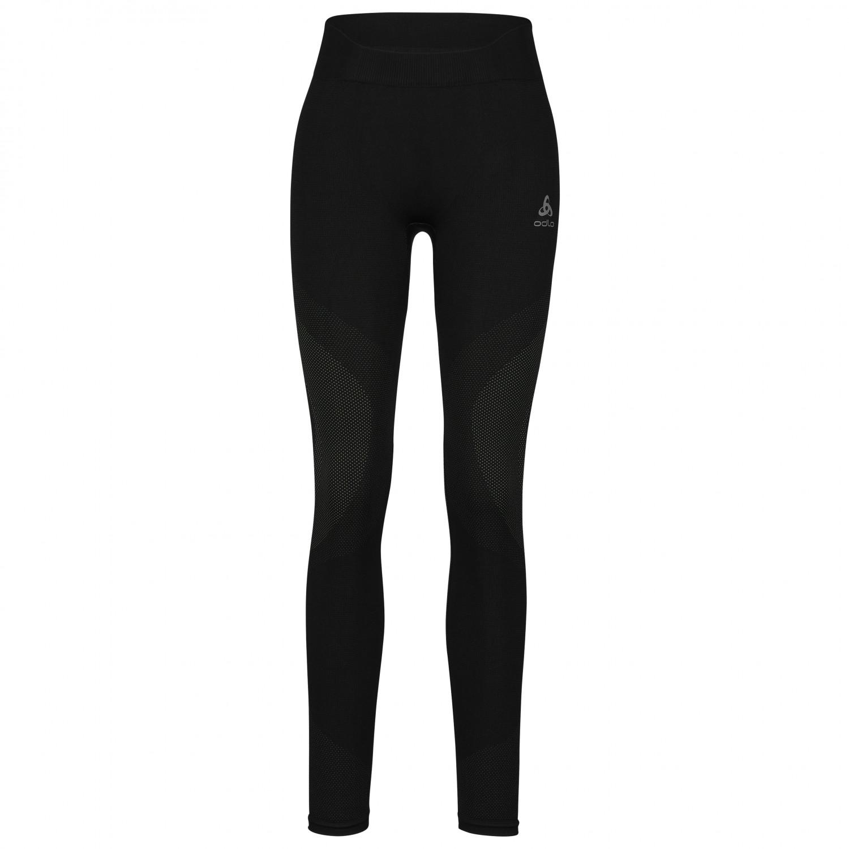 Suw Performance Black Concrete Warm Vêtement Synthétique Sous Odlo Women's GreyXs Bottom Pant hQsrdxtC