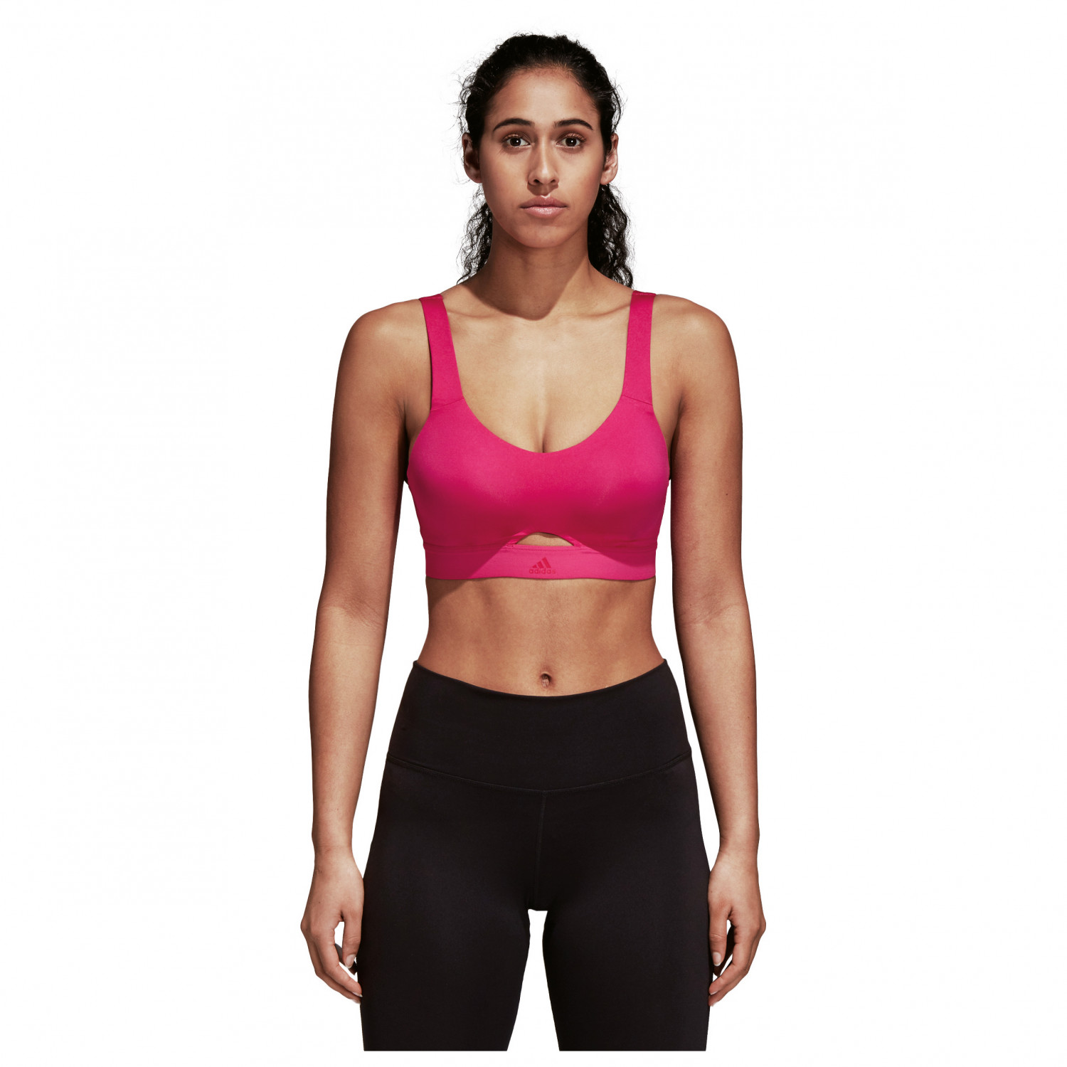 cfd81f3b05 ... Sports bra  adidas - Women s Stronger For It Soft - Sports ...