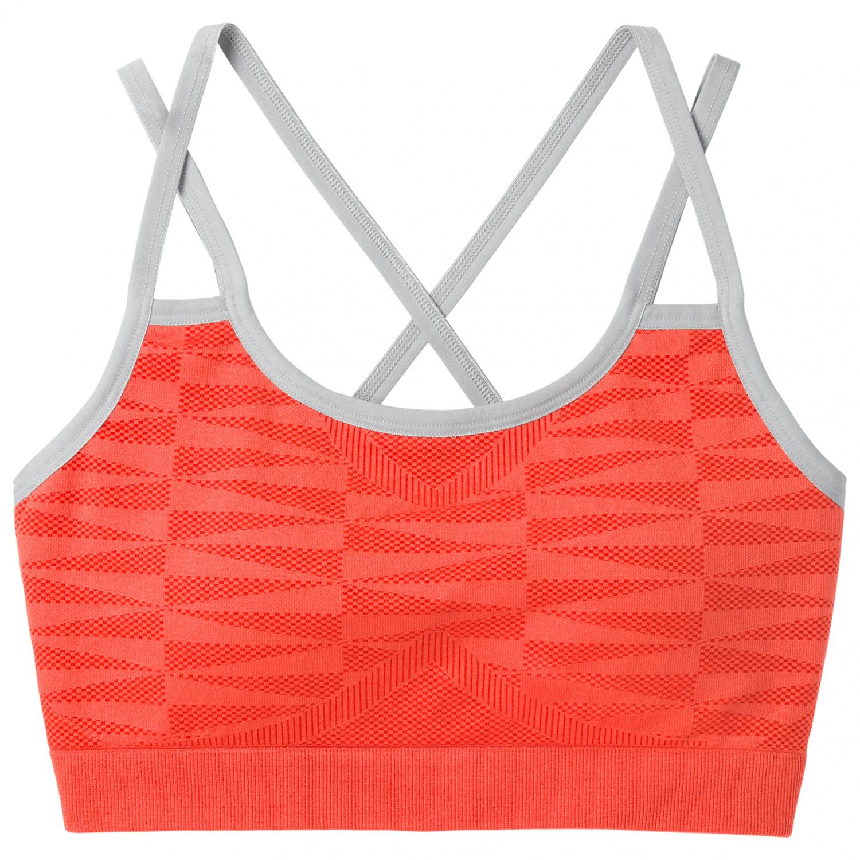 52cee2f6532a3 Smartwool Merino Seamless Strappy Bra - Sports bra Women s
