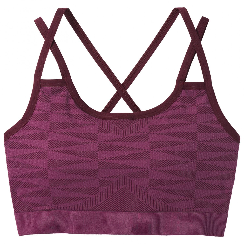 93c51ff416cf6 Smartwool - Women s Merino Seamless Strappy Bra - Sports bra