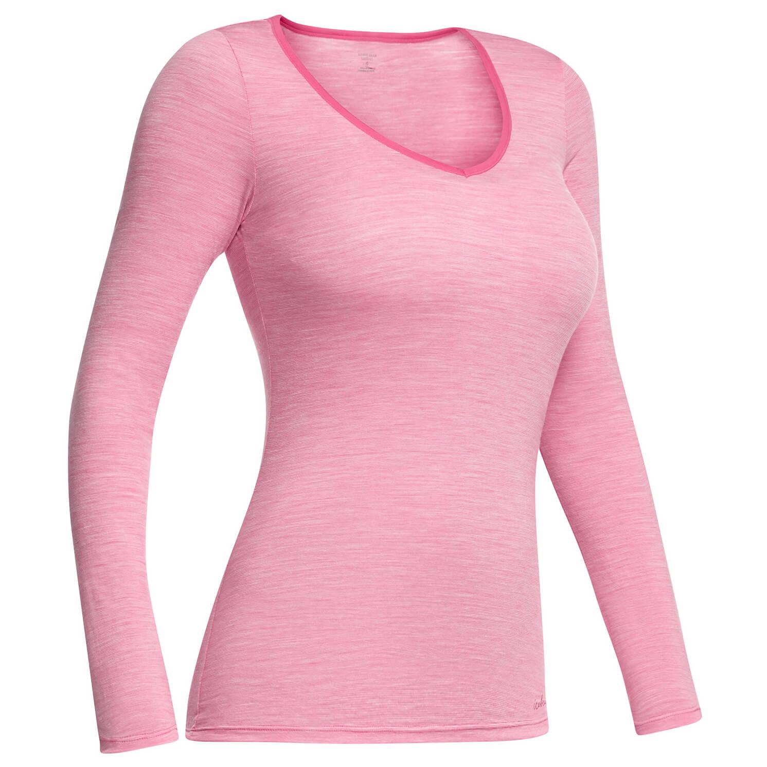 080fa9c8a6 Icebreaker Siren LS Sweetheart - Long-sleeve Women's | Buy online ...