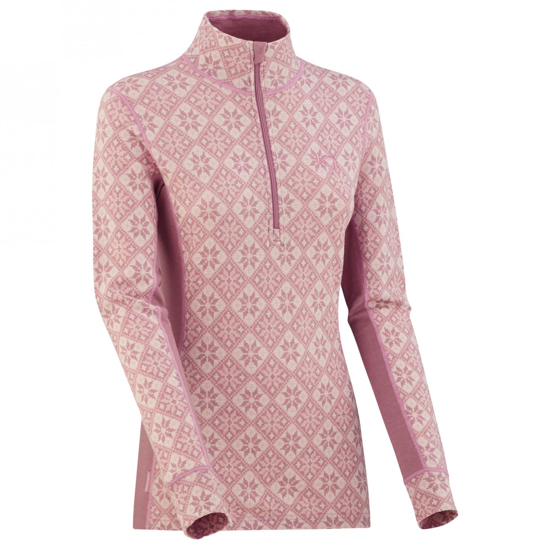 plus de photos 07805 bcfe2 Kari Traa Rose H/Z - Sous-vêtement mérinos Femme | Livraison ...