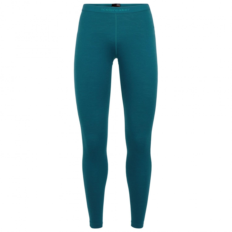 80fb604a8e2d50 Icebreaker 200 Oasis Leggings - Merino Base Layer Women's | Buy ...