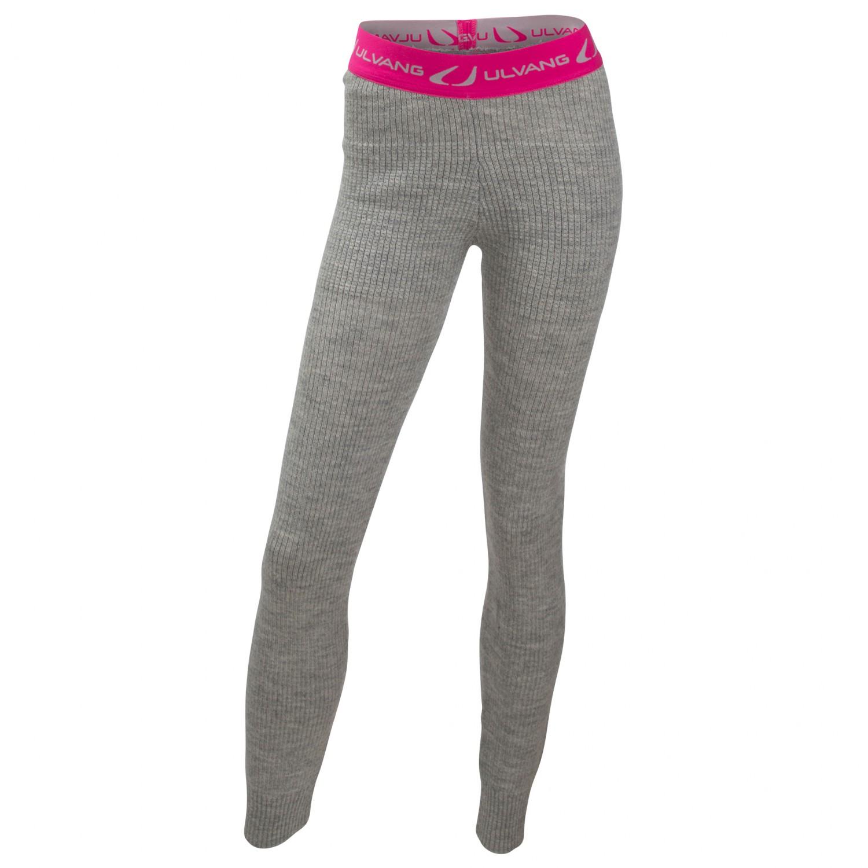 ae5ba839 Ulvang Rav Limited Pants - Merino Base Layer Women's | Buy online ...