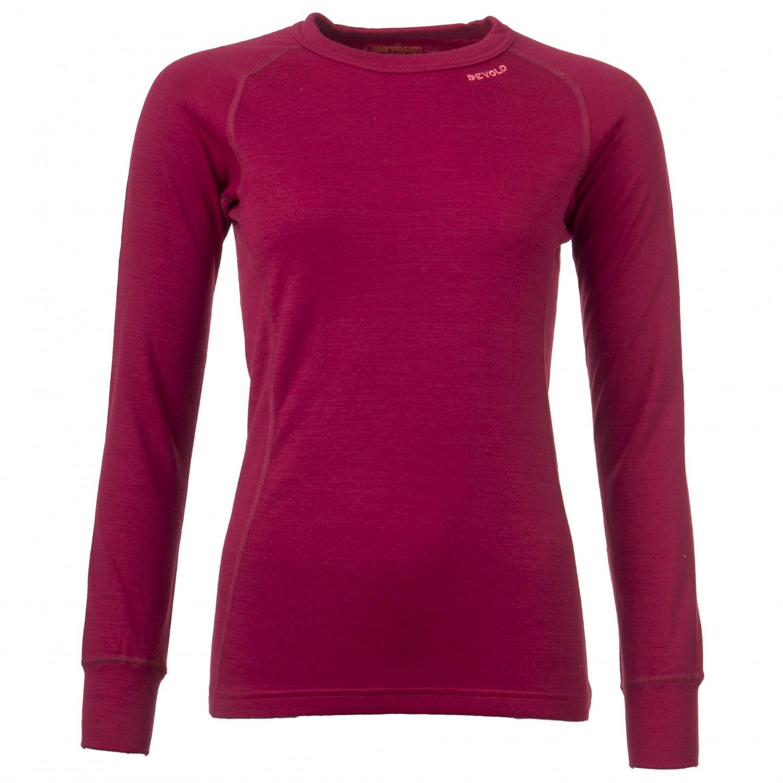 eeb2e6659c7 Devold Active Woman Shirt - Sous-vêtement mérinos Femme