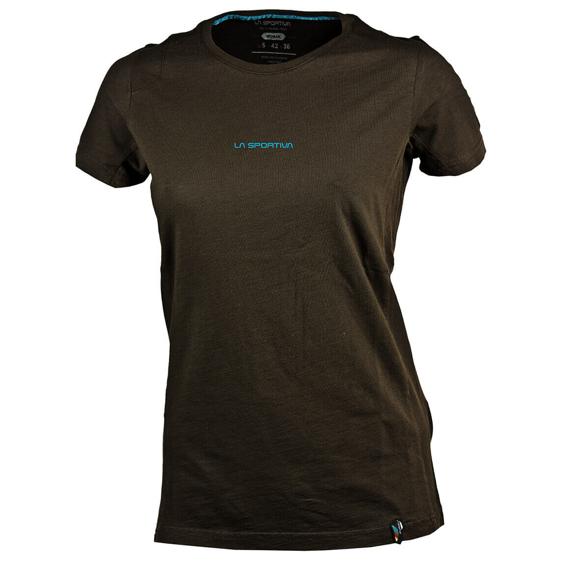 La sportiva vintage logo t shirt women 39 s buy online for Where to order shirts with logos