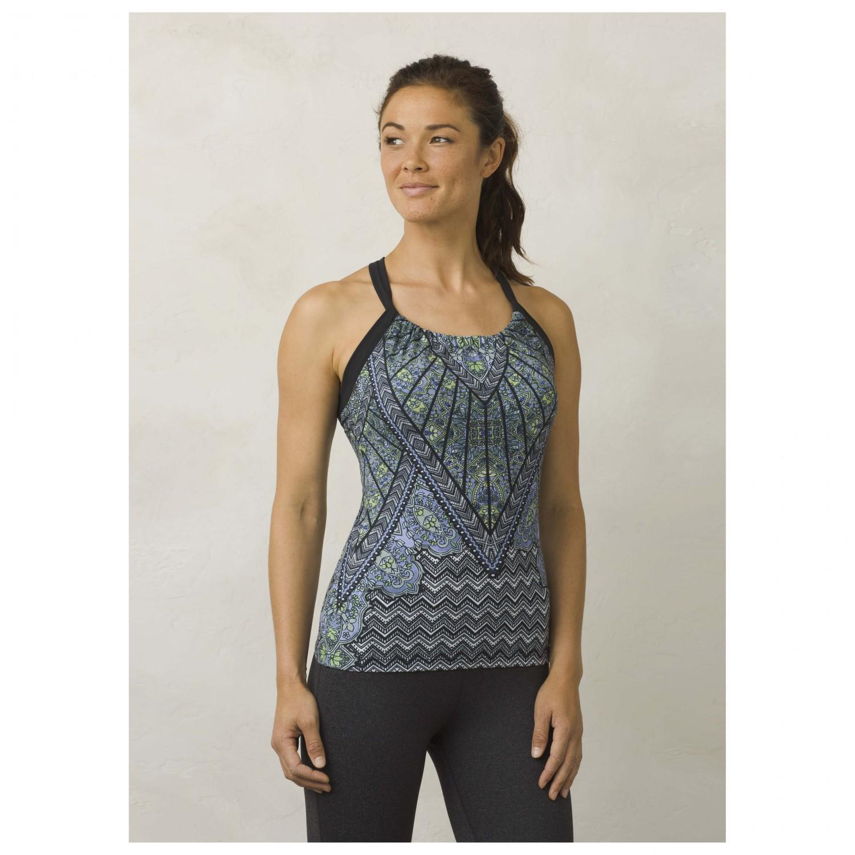 Prana quinn top yoga shirt women 39 s buy online for Prana women s shirts
