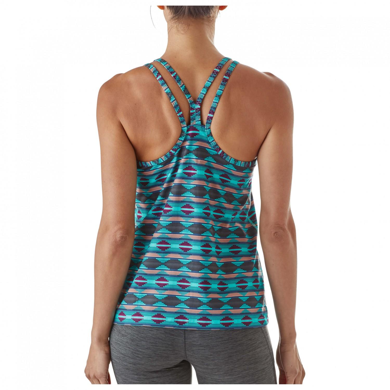 ab60c10b1fb Patagonia - Women s Latticeback Tank - Running shirt ...