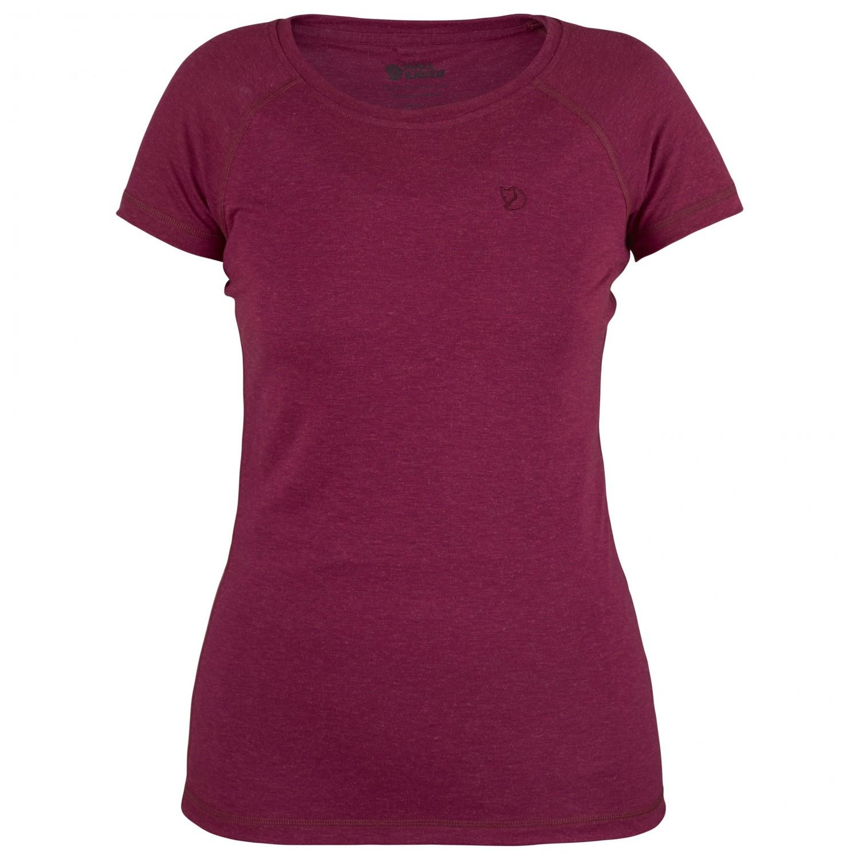 Fjällräven Abisko Trail T-Shirt - T-Shirt Damen online kaufen ... ece9c5b856